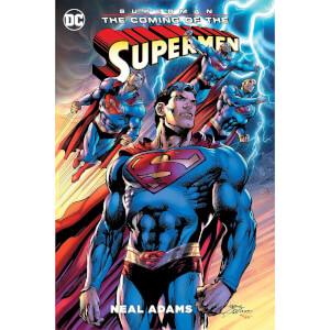 DC Comics - Superman The Coming Of The Supermen Hard Cover
