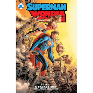 DC Comics - Superman Wonder Woman Hard Cover Vol 05