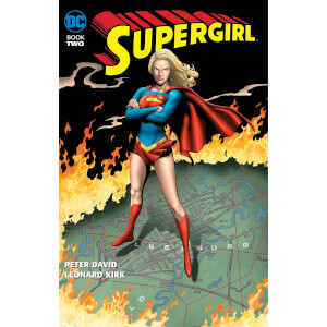 DC Comics - Supergirl By Peter David Book 02