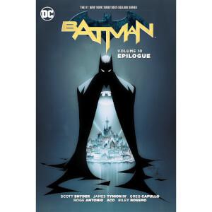 DC Comics - Batman Hard Cover Vol 10 Epilogue