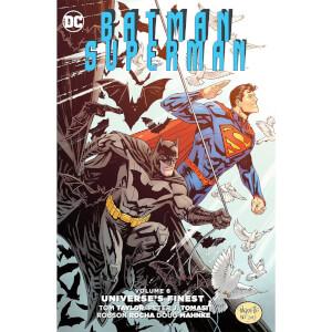 DC Comics - Batman Superman Hc Vol 06 Universes Finest