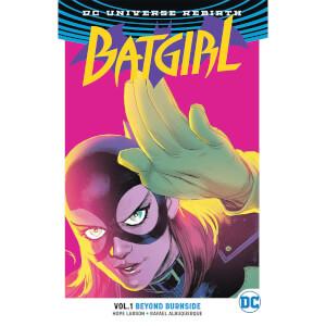 DC Comics - Batgirl Vol 01 Beyond Burnside (Rebirth)