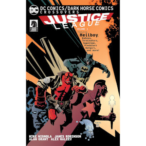 DC Comics - DC Comics Dark Horse Comics Justice League Vol 1