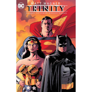 DC Comics - Batman Superman Wonder Woman Trinity New Edition