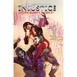 DC Comics - Injustice Ground Zero Hard Cover Vol 01