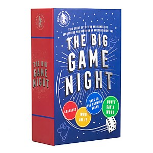 The Big Games Night Collection