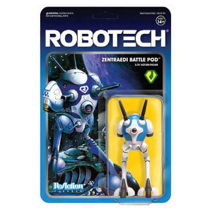 Super7 Robotech ReAction Action Figure Battle Pod 10 cm