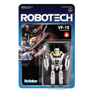 Figurine articulée Super7 Robotech ReAction – VF-1S – 10 cm
