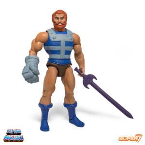Action figure di Fisto, Masters of the Universe Classics, Club Grayskull, serie 3, Super 7, 18 cm