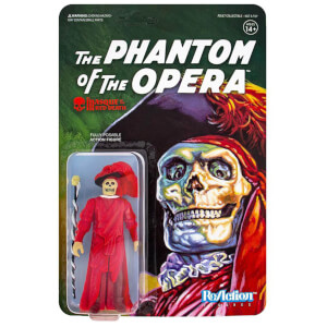Super7 Universal Monsters ReAction actiefiguur The Masque of the Red Death (10 cm)