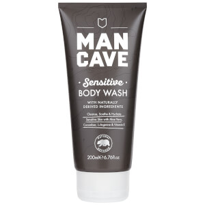 ManCave Sensitive Body Wash 200ml