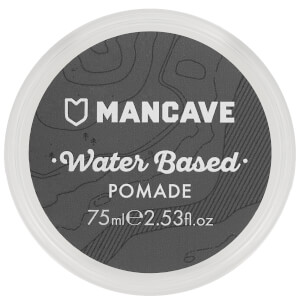 ManCave Water Based Pomade 75ml