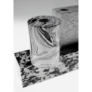 Tom Dixon Swirl Black & White Candelabra