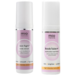 Mio Skincare Skin Tight and Boob Tube+ Travel Size Duo (Worth £18.00)