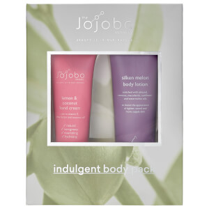 The Jojoba Company Indulgent Body Pack