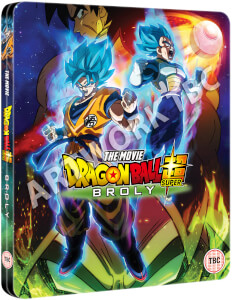 Dragon Ball Super : Broly - Steelbook