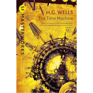 SF Masterworks: Time Machine door H.G. Wells (paperback)