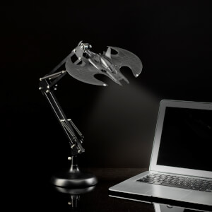 Batman Batwing Posable Desk Lamp
