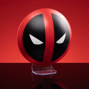 Marvel Deadpool Logo Lampe