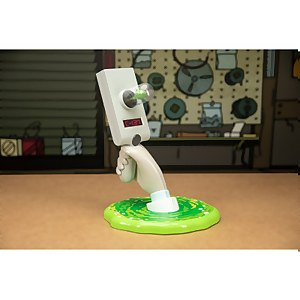 Rick and Morty Portal Gun Light