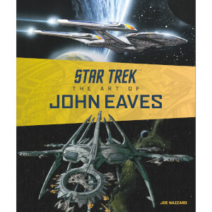 Star Trek: The Art of John Eaves (Hardback)