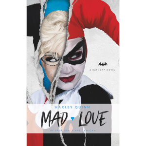 DC Comics Novels: Harley Quinn - Mad Love (Hardback)