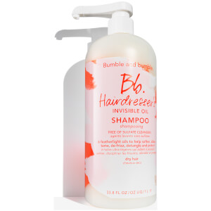 Bumble and bumble Hairdresser's Invisible Oil Shampoo 1000ml/33.8 fl. oz