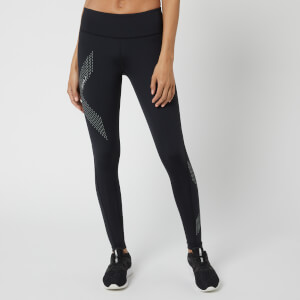 2XU Women's Mid Rise Compression Tights - Black