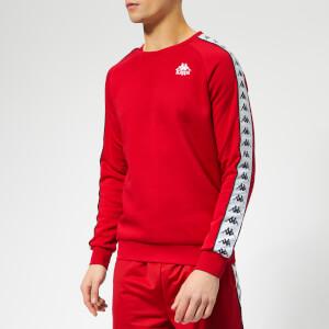 Kappa Men's Banda Arbir Sweatshirt - Red