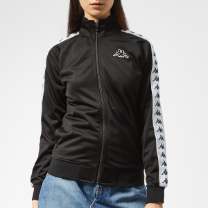 Kappa Women's Banda Wanniston Slim Track Jacket - Black