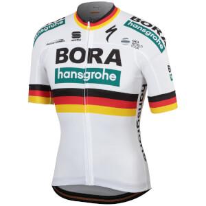 Sportful Bora-Hansgrohe BodyFit Team Jersey - German National Champion Edition