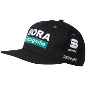 Sportful Bora-Hansgrohe Snapback Cap - Black