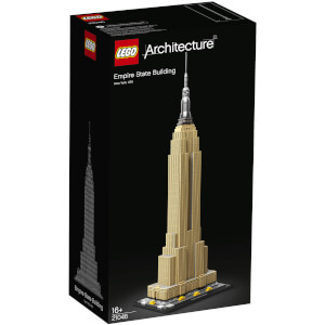 LEGO Architecture: Empire State Collector's Set (21046)