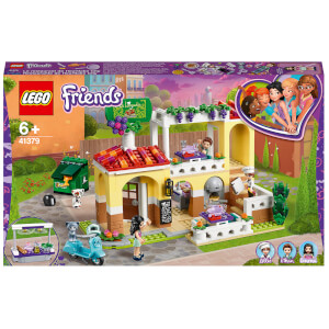 LEGO® Friends: Le restaurant de Heartlake City (41379)