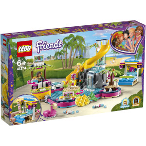 LEGO Friends: Andrea's Pool Party (41374)