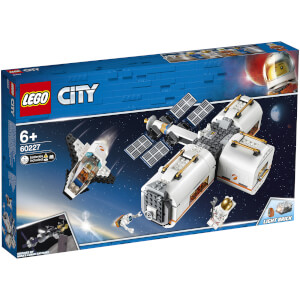 LEGO City Space Port: Mond Raumstation (60227)