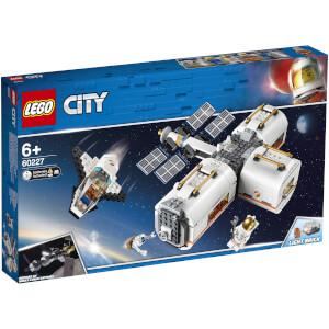 LEGO® City: La station spatiale lunaire (60227)
