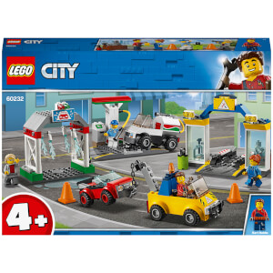 LEGO City: Town Garage Center Cars Set (60232)