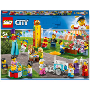 LEGO City: Town People Pack - Fun Fair Minifigures: Set (60234)