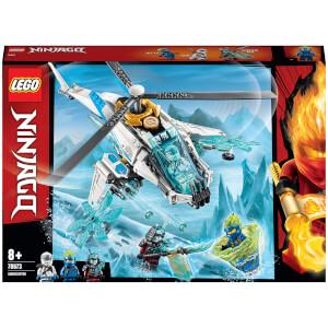 LEGO® NINJAGO®: Shuricóptero (70673)