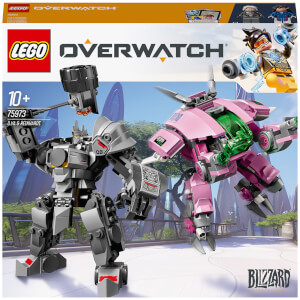 LEGO Overwatch: D.Va and Reinhardt (75973)
