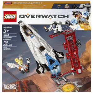 LEGO Overwatch: Watchpoint: Gibraltar Toy (75975)