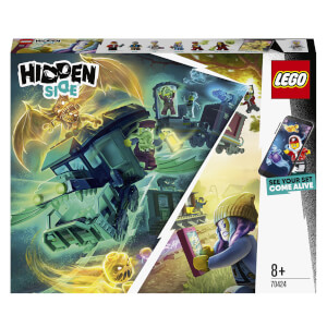 LEGO® Hidden Side: Le train-fantôme (70424)