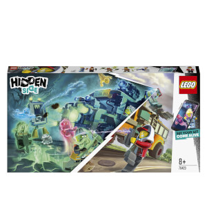 LEGO Hidden Side: Paranormal Intercept Bus AR Game Set (70423)