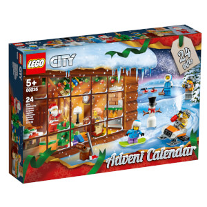 LEGO® City Adventskalender (60235)