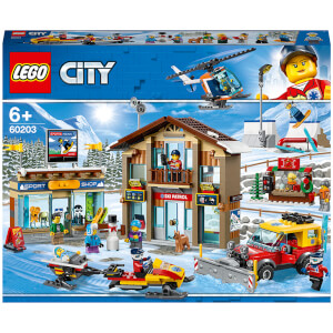 LEGO City: Ski Resort Building Set (60203)