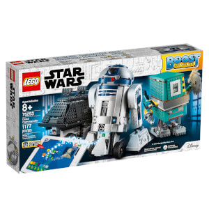 LEGO Star Wars: BOOST: Droid Commander Robot Toy (75253)