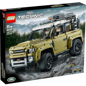 LEGO Technic: Land Rover Defender Collector's Model Car (42110)