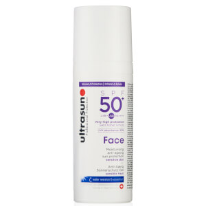 Ultrasun Face Anti-Ageing Lotion SPF 50+ 50ml: Image 1