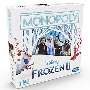 Hasbro Monopoly - Frozen Edition